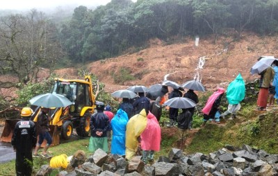 Gloom deepens at Kerala landslide site; 24 bodies dug out so far (Ld)