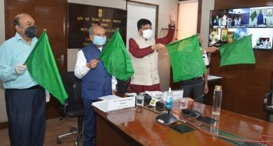 Photo of Goyal, Tomar flag off first Kisan Rail through video conferencing