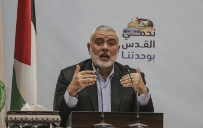 Hamas insists on ending Israeli blockade on Gazz