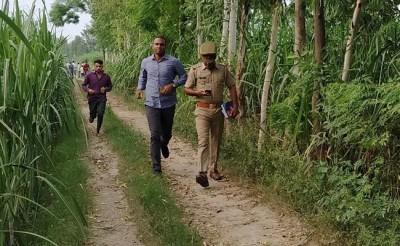 Hapur rape accused shot, captured (Ld)
