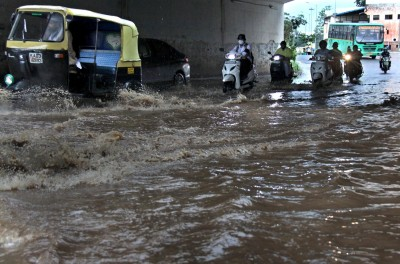 Heavy rain alert in Karnataka districts