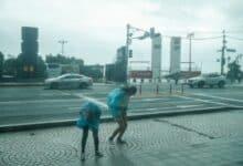 Photo of Heavy rains continue to lash S.Korea, toll reaches 21