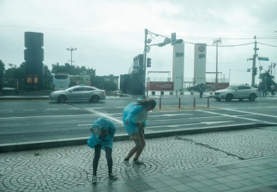 Heavy rains continue to lash S.Korea, toll reaches 21