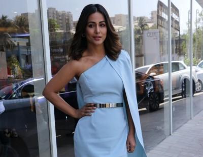 Hina Khan 'felt like a baby' working in 'Naagin 5'
