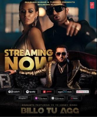 Honey Singh, Singhsta's new song shot during lockdown in Delhi