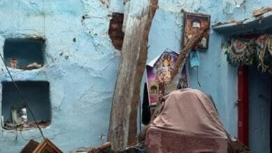 Photo of Woman, two minor daughters die after roof of house collapses