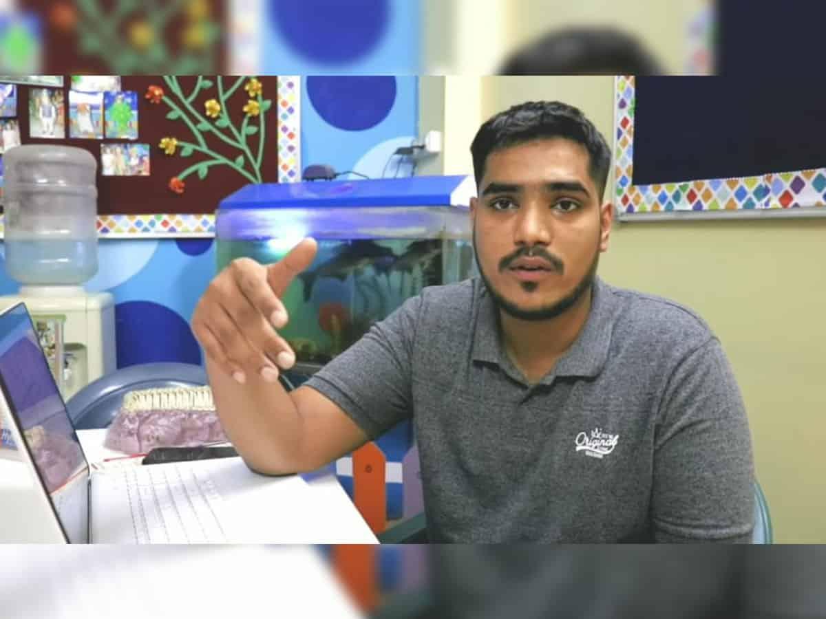 Hyderabadi entrepreneur provides digital marketing classes