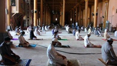 Photo of Srinagar's Jamia Masjid opens after six months
