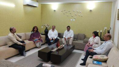 Photo of IMPAR delegation meets MP over NRC