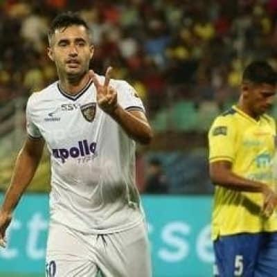 ISL: Midfielder Rafael Crivellaro extends Chennaiyin FC deal