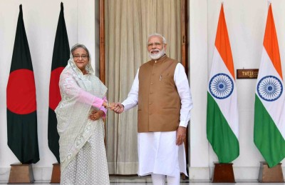 India Premier sends Eid-ul-Azha greetings to Bangladesh counterpart