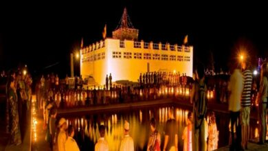 Photo of Nepal's Lumbini missed thousands of Indian tourists this year