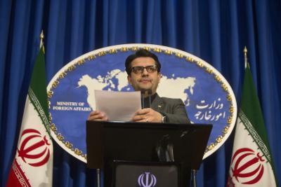 Iran warns against