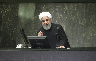 Iranian prez voices hope for durable peace in Afghanistan