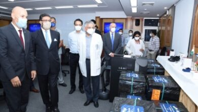 Photo of Israel shares ground-breaking technology with AIIMS to tackle Covid