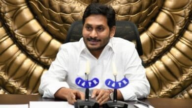 Photo of AP CM Jagan pays tribute to YSR on his 11th death anniversary