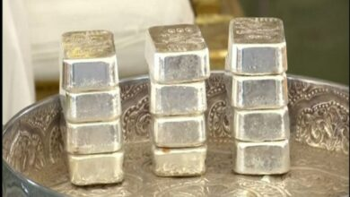 Photo of Ahmedabad Jains give 24 kg of silver bricks for Ram temple