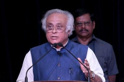 Jairam, Chidambaram among 5 to decide Cong stand on key ordinances