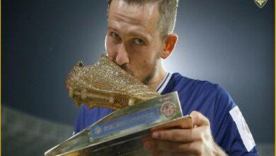 Photo of Jamshedpur FC sign ISL golden boot winner Nerijus Valskis