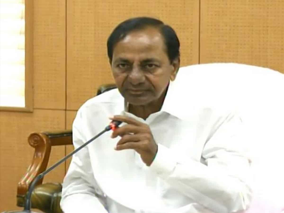 Telangana CM expresses shock over fire at Srisailam power plant, reviews relief measures