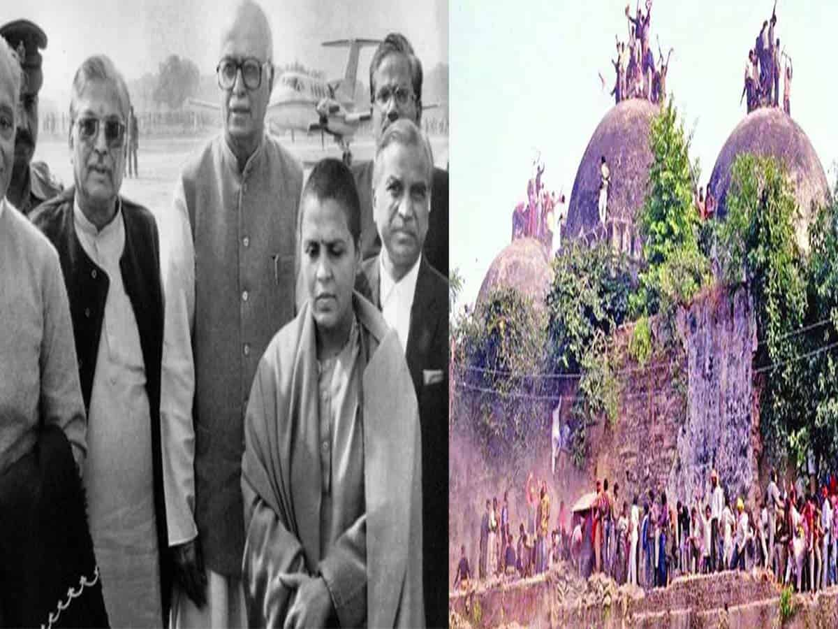 People behind the Ayodhya movement: Known and unknown