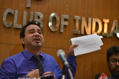 Kafeel Khan's detention under NSA extended by three months
