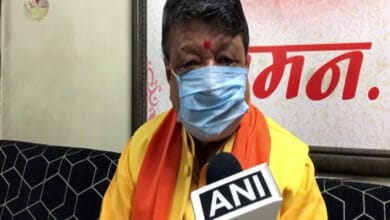 Photo of Kailash Vijayvargiya dismisses rumours about BJP MPs joining TMC