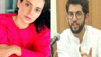 Photo of Sushant Singh Case: Kangana Ranaut slams Aditya Thackeray