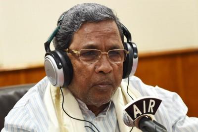 Karnataka Congress leader Siddaramaiah tests COVID-19 positive (Ld)