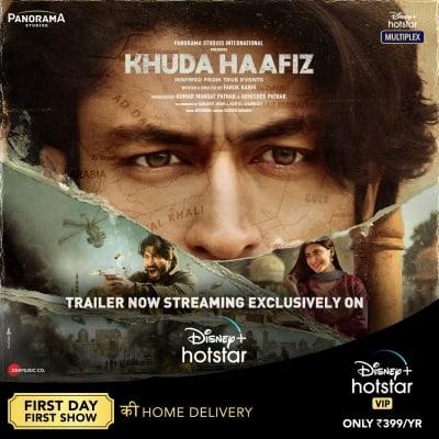 Khuda Haafiz: Old-school action drama (IANS Review; Rating: * * and 1/2 )