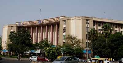 LIC's estimated market cap more than Rs 4 lakh crore