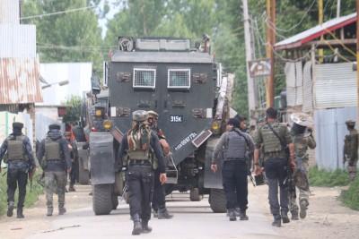 LeT terror module busted in J&K, six arrested