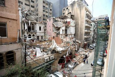 Lebanon receives more donations following Beirut's blasts