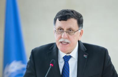 Libyan PM orders ceasefire, calls for elections