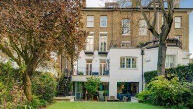 Photo of London mansion fit for an Indian Prince goes on sale for GBP 15.5mn