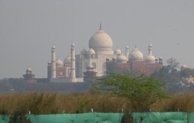 Low-key I-Day celebrations in Agra as Covid plays spoilsport