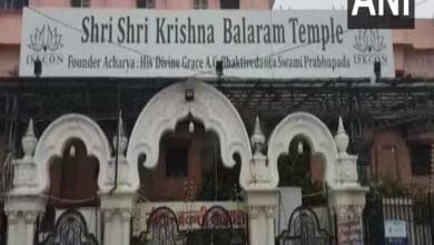 Photo of Vrindavan temple sealed as 22 persons test corona positive