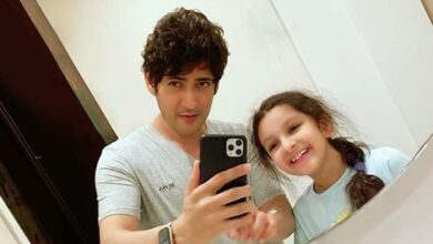 Photo of Watch: Mahesh Babu's daughter Sitara shows off her cool renegade dance moves