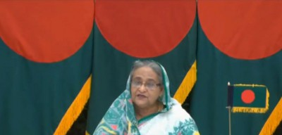 Make Bangladesh's investment environment more attractive: Hasina