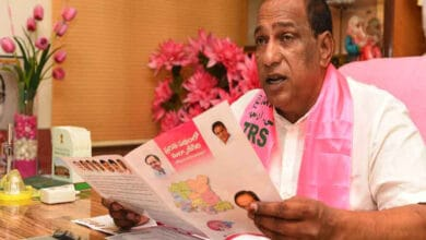 Photo of State labour Minister Malla Reddy, wife test positive