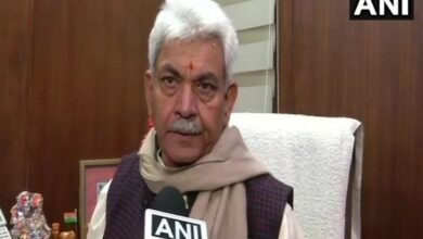 Photo of BJP leader Manoj Sinha appointed Lt. Governor of JK