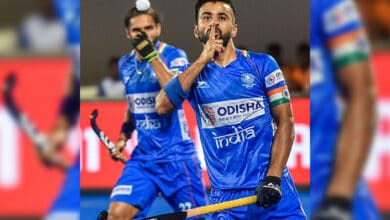 Photo of Hockey captain Manpreet, 3 other players test positive for COVID-19