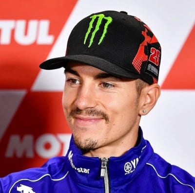 Maverick Vinales claims pole position for Austrian Moto GP