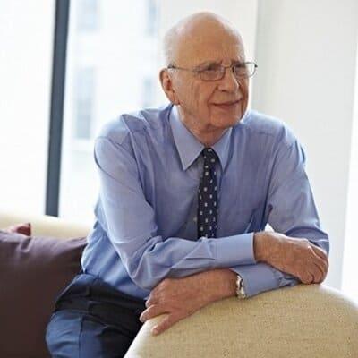 Media mogul Rupert Murdoch's son leaves News Corp board