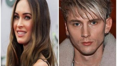 Photo of 'Locked in forever' with Megan Fox, says Machine Gun Kelly