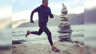 Photo of Check out Milind Soman's tips to keep your fitness game on