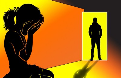 Minor girl raped, singed with cigarette butts