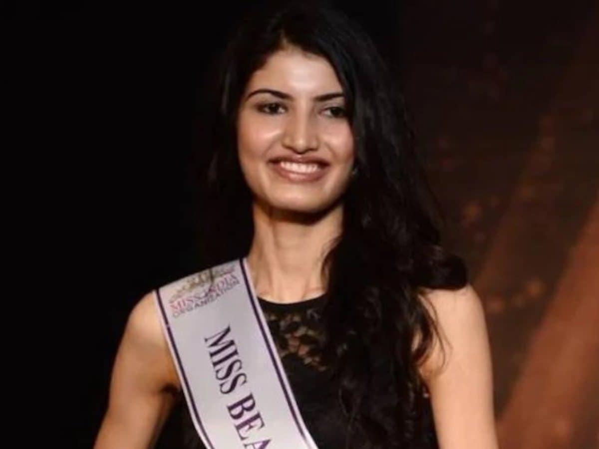 Miss India Finalist
