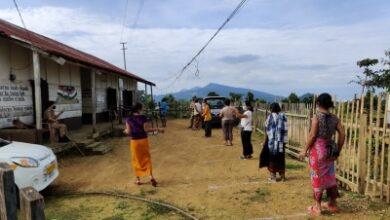 Photo of Mizoram local bodies polls held amid Covid-19 pandemic