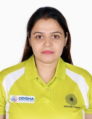 'More women in officiating job, thanks to Hockey India's pro-activeness'